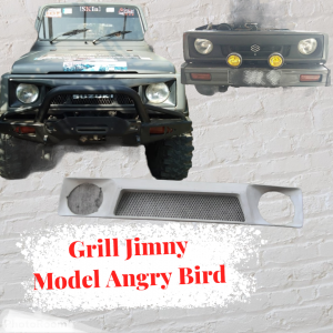 GRILL MODEL ANGRY BIRD