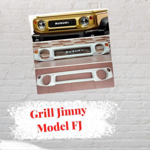 GRILL JIMNY MODEL FJ