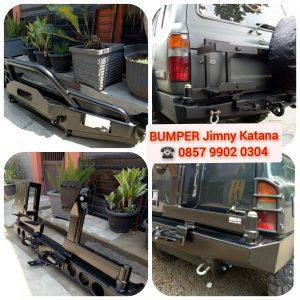 BUMPER JIMNY KATANA