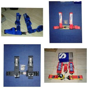 SEATBELT SPARCO 2inch